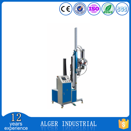 Automatic desiccant filling machine