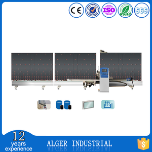 Insulating glass Automatic sealing Robot
